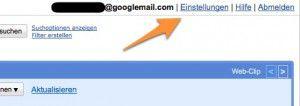 Google-Mail-löschen