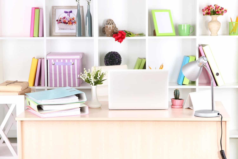 wie richte ich mir ein b ro zuhause ein hilfe im netz. Black Bedroom Furniture Sets. Home Design Ideas