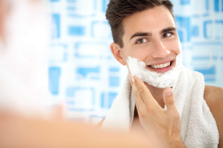 Wie rasiere ich mich am besten?