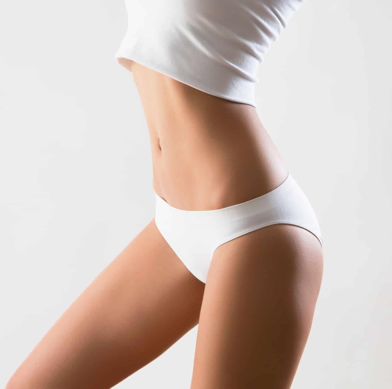 Schlanker Bauch mit Abtronic