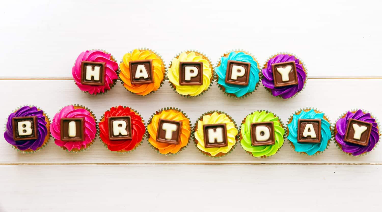 Geburtstagssprüche zum 30. Geburtstag