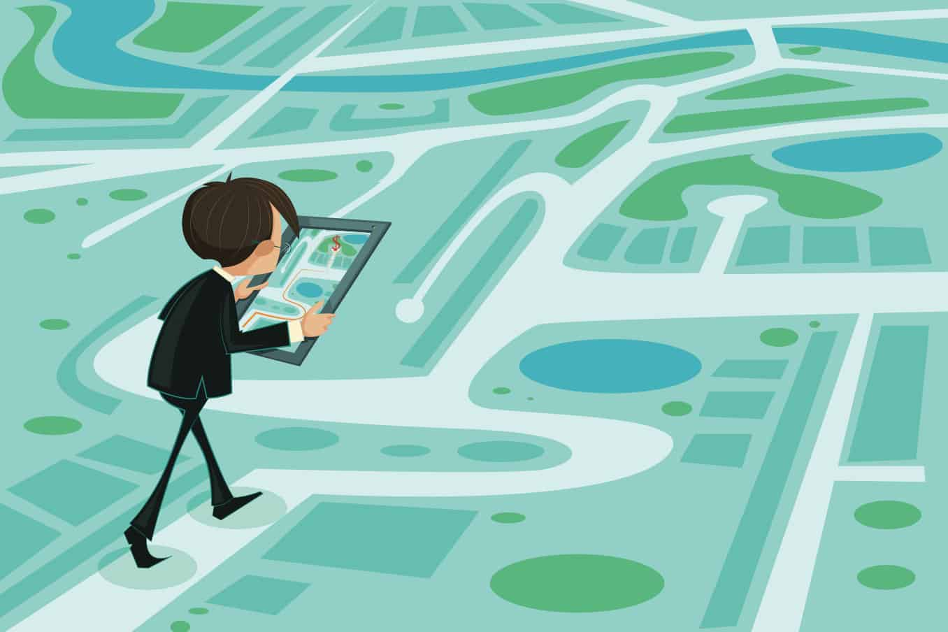 Handy-Ortung: Wie kann man ein Handy lokalisieren?