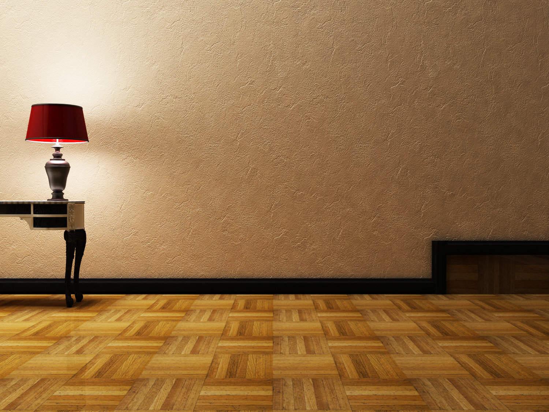 Wand- und Lichtgestaltung in der Wohnung