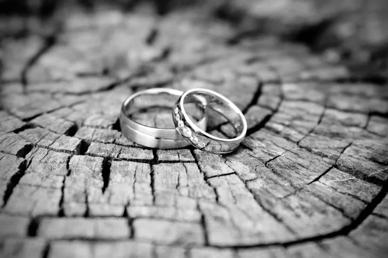 Danksagung zur Silbernen Hochzeit