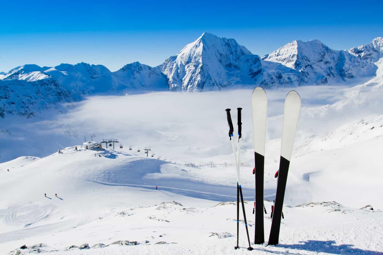 zum Skifahren nach Südamerika