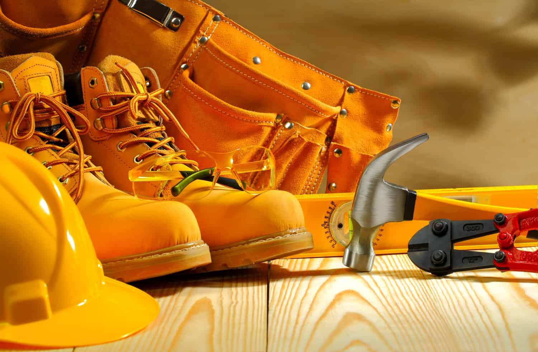 Arbeitskleidung für Heimwerker
