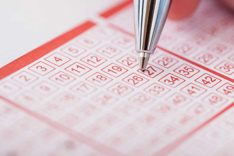 Online-Lotterie
