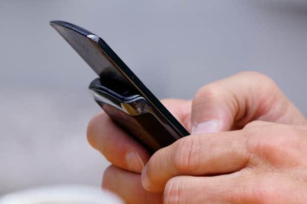 sicher einkaufen mit dem Smartphone