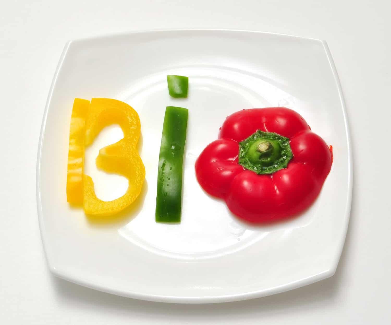 Die Etikettierung als Bio-Lebensmittel