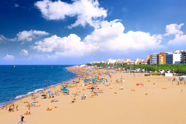 Wie sonnig ist Spaniens Küste?