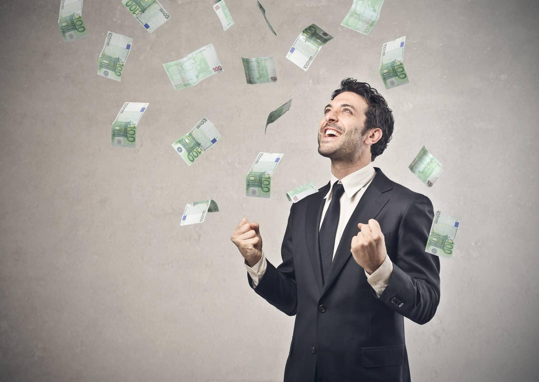 Verhaltensregeln für Lottogewinner