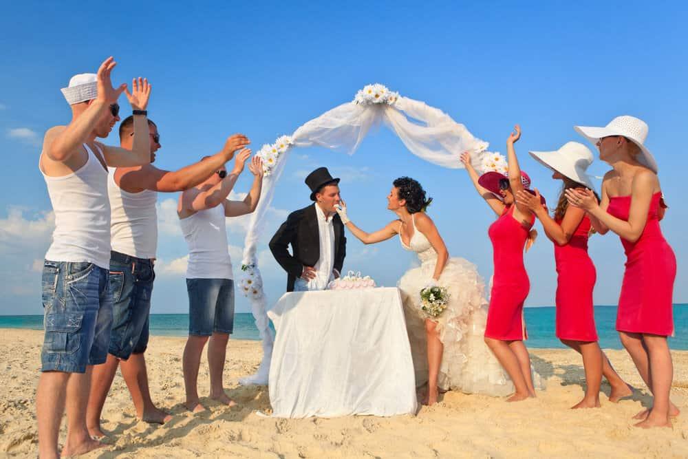 Hochzeit Tipps Zur Planung Und Zur Trauung Am Strand Hilfe Im Netz