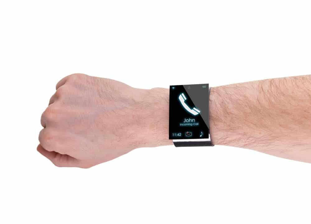 Smartphone-Uhr Samsung
