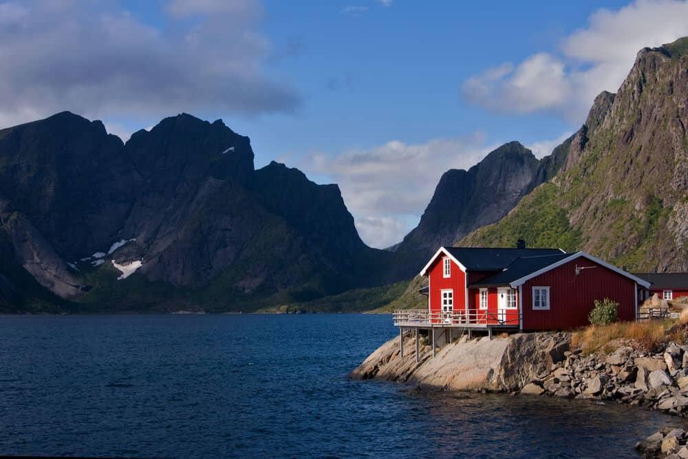 Urlaub Ferienhaus Norwegen
