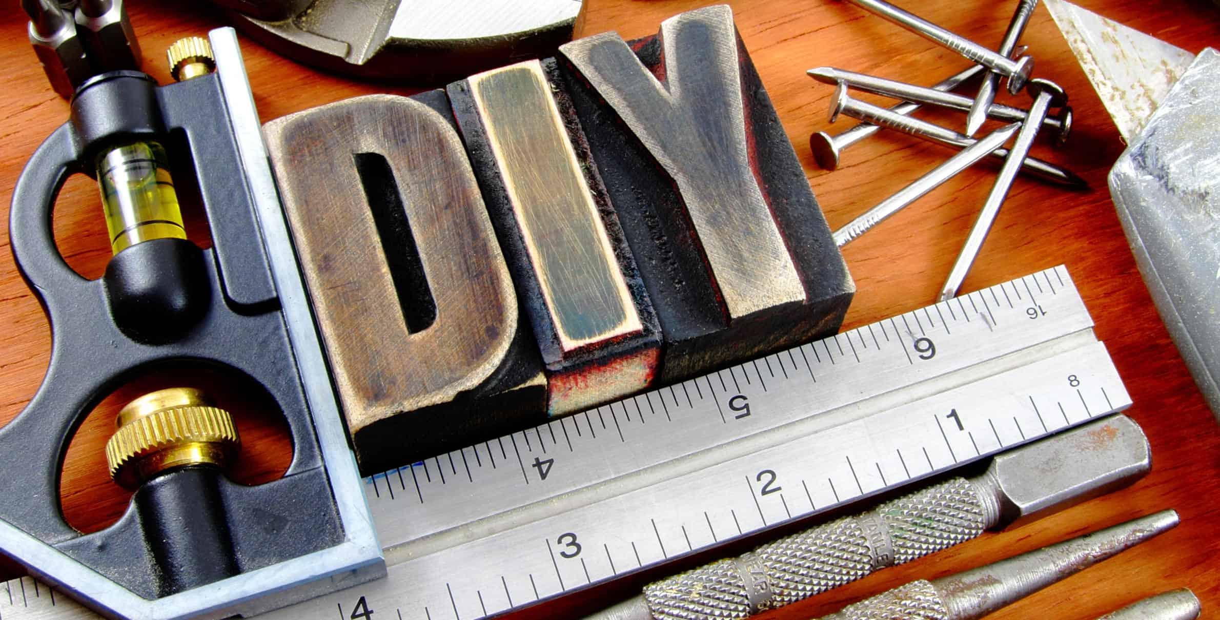 Das kann ich selbst – Reparaturen und Do-it-yourself für Zuhause