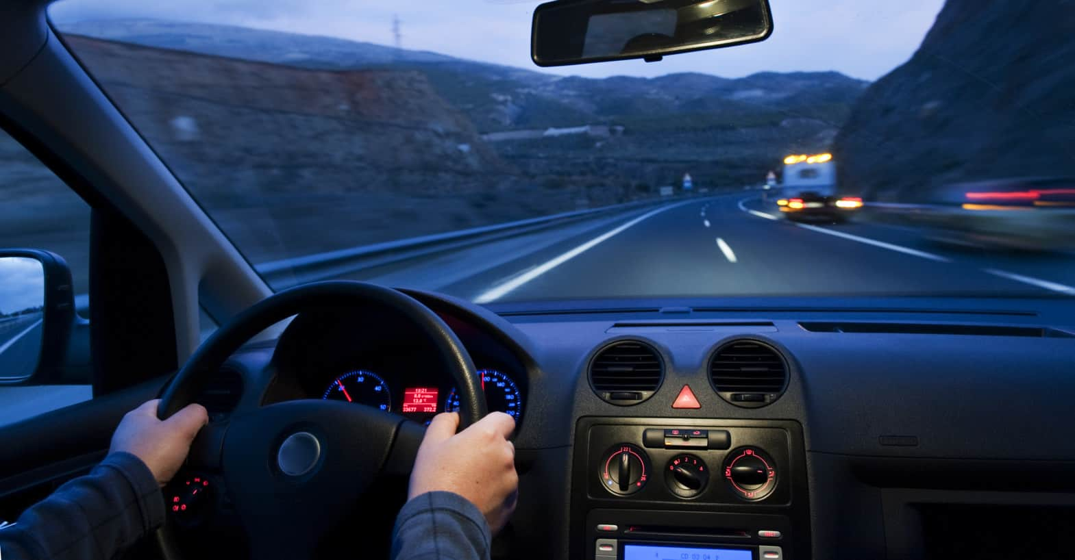 korrekte Verhalten bei Autounfall