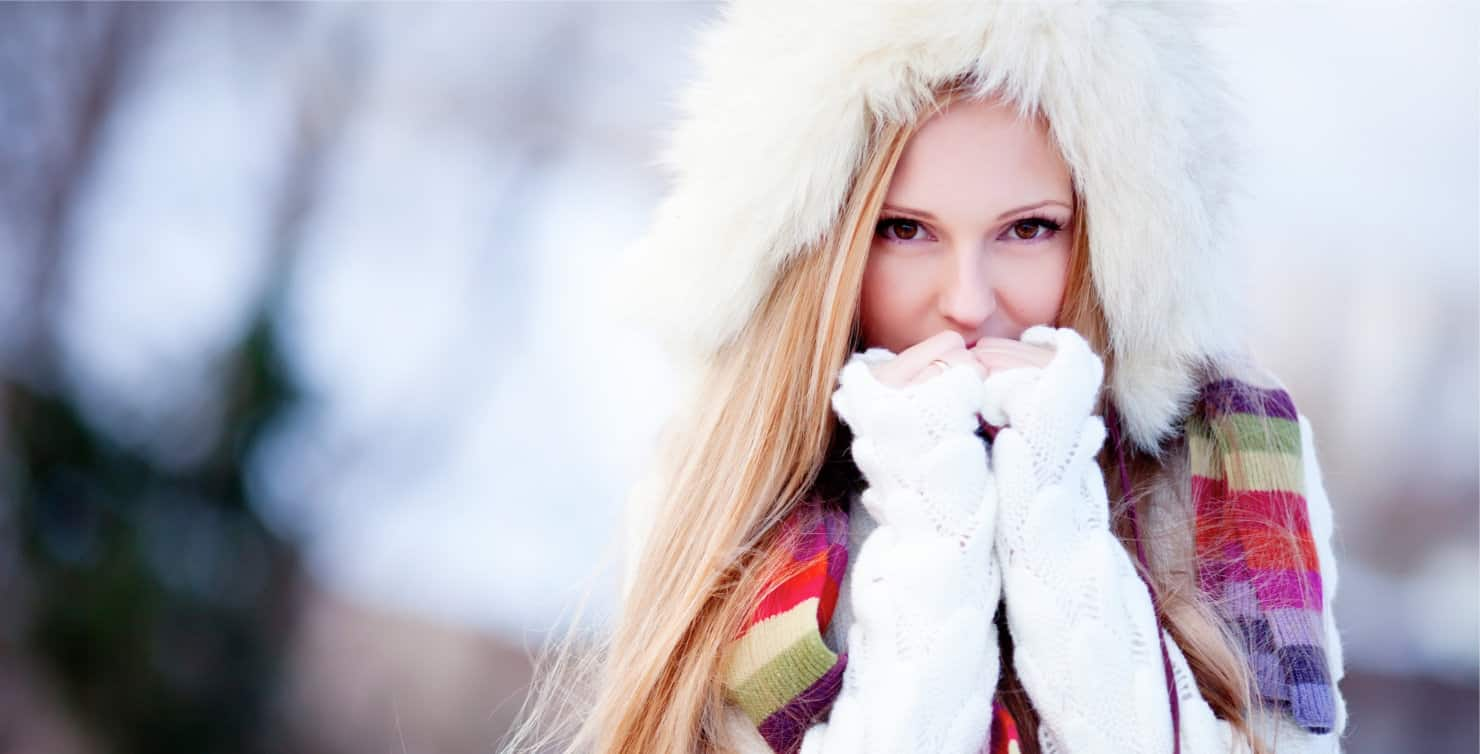 modische Wintertrends