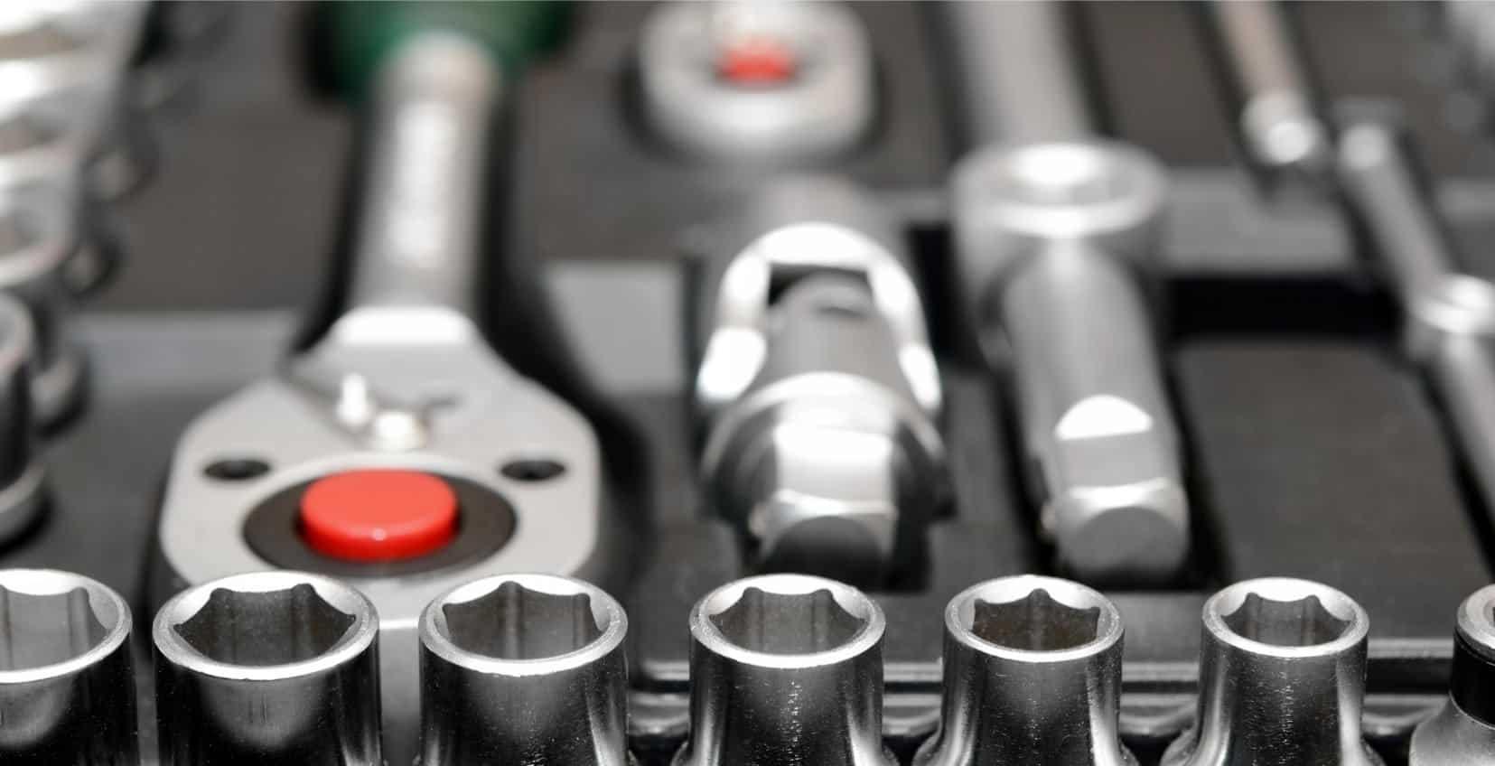 Auf Nummer Sicher gehen mit geprüftem Werkzeug