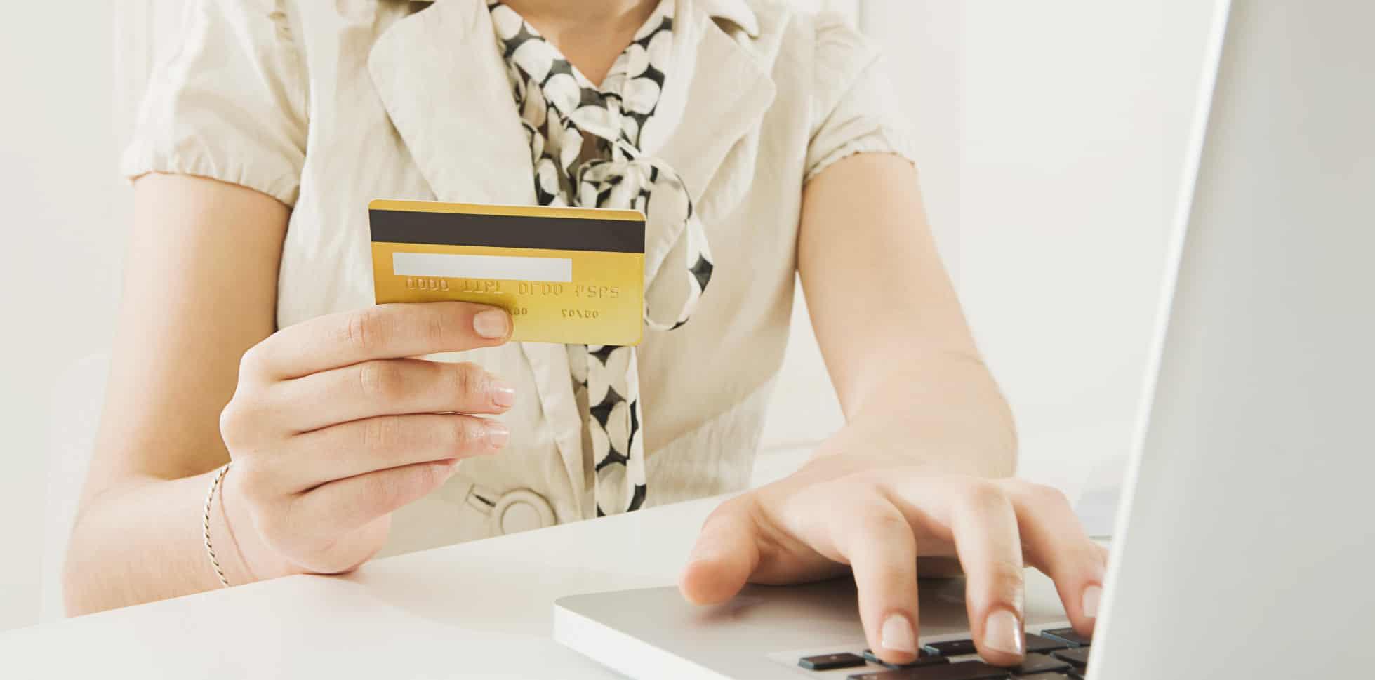 Einkaufen im Netz