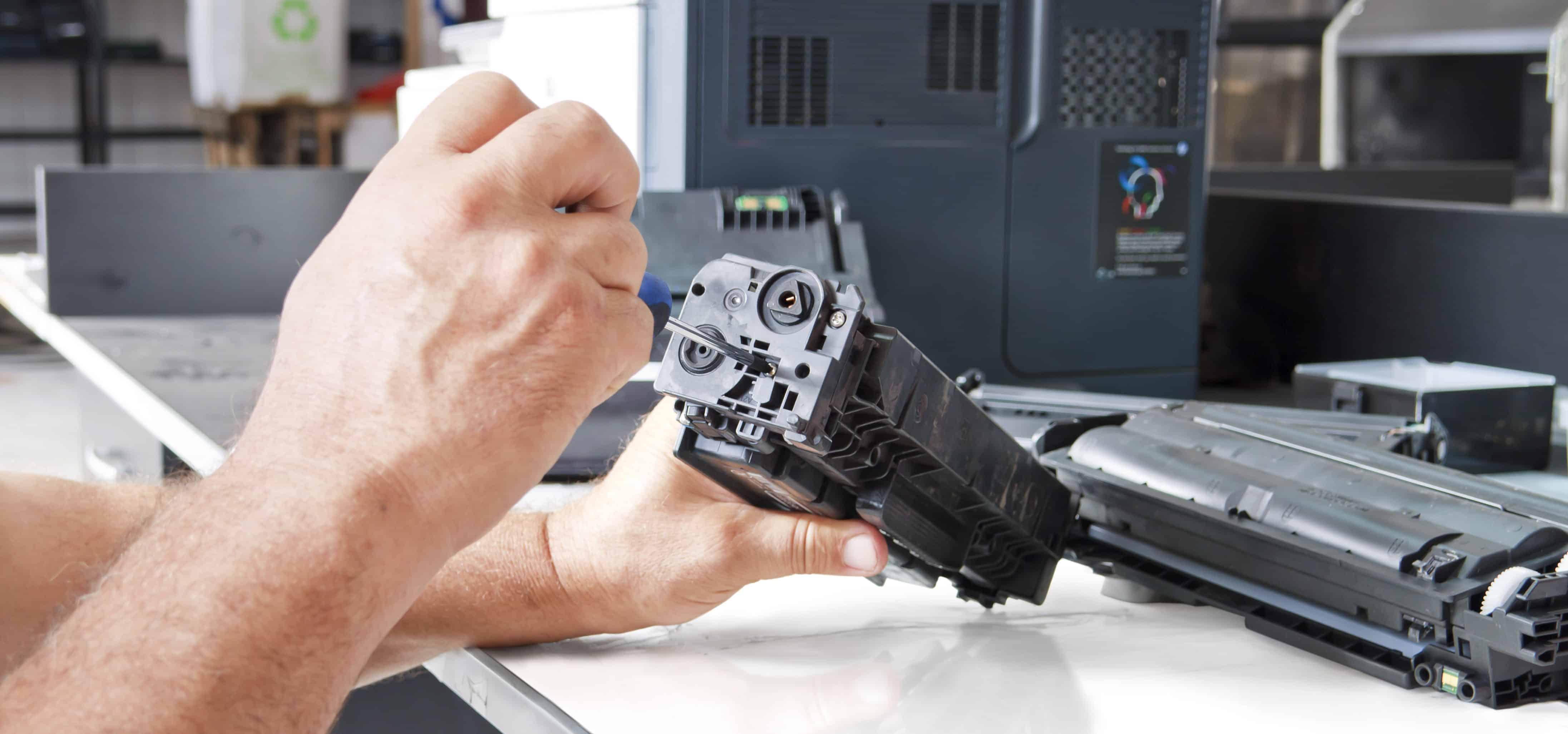 Laserdrucker vs. Tintenstrahldrucker