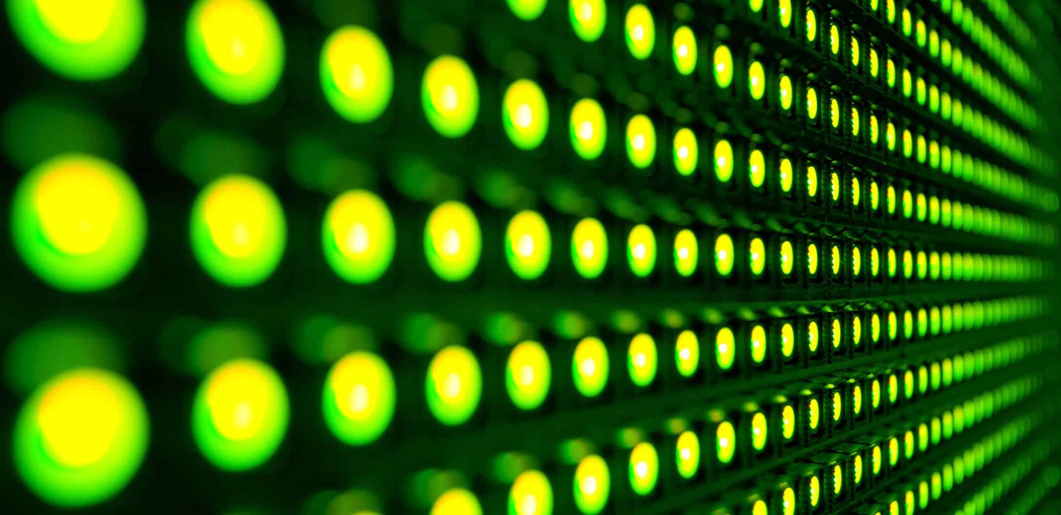 LED: Lichtgestaltung mit dem Licht der Zukunft