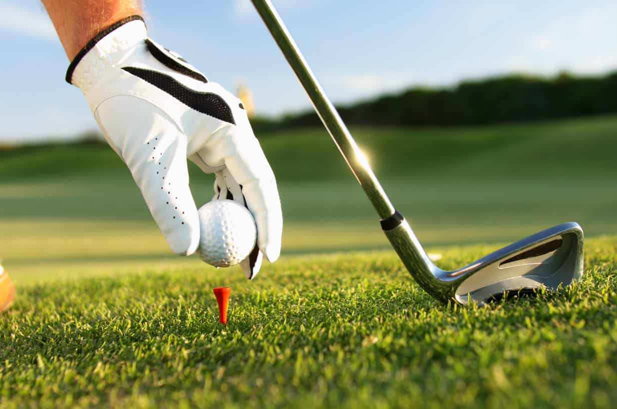 Aller Anfang ist schwer: Mit dem Golfsport beginnen