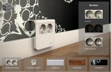 Erst- oder Neuverlegung von Kabeln in Haus und Wohnung