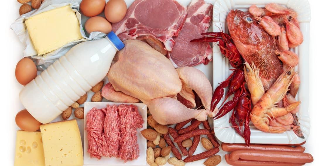 Die Eiweiß-Diät – das Geheimnis schlanker Promis