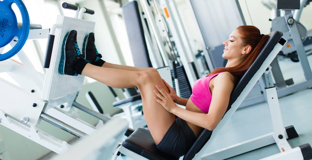 Fitnessgeräte für den Muskelaufbau