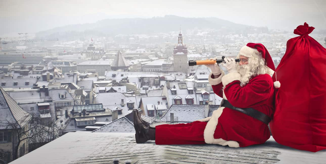 Weihnachtswitze