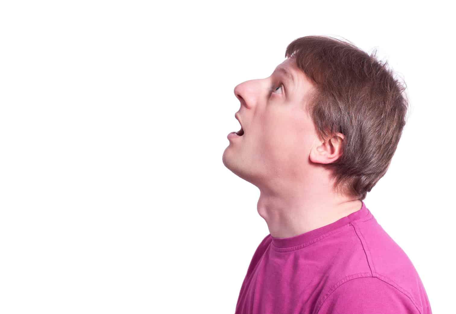 Warum haben Männer einen Adamsapfel?