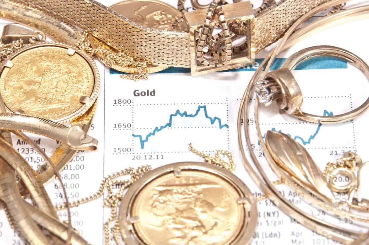 Altgold verkaufen – so funktioniert's