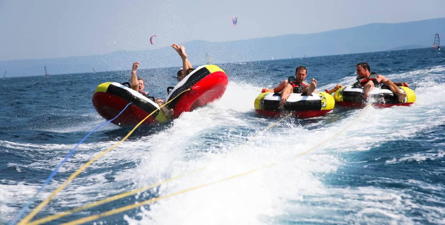 Wassersport-Urlaub in Kroatien