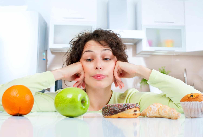 Ernährungsumstellung: Warum man nur mit gesundem Essen abnehmen kann