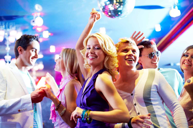 Party- und Disco-Kontaktlinsen