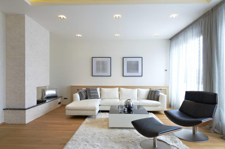 Was macht ein stimmig eingerichtetes Wohnzimmer aus? » Hilfe im Netz