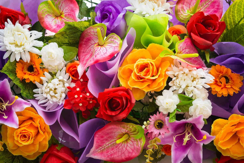 Die richtigen Blumen für den richtigen Anlass