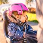 Kindersitze sind Fahrradzubehör