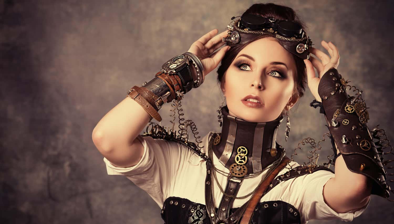 So kreieren Sie Ihr eigenes Steampunk-Outfit