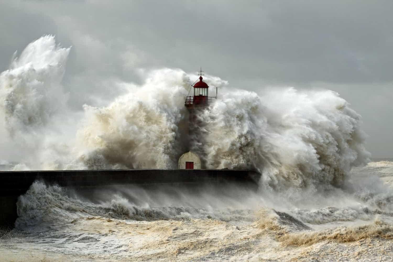 Versicherung gegen Sturm und Flut