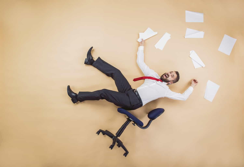 So beugt man Unfällen am Arbeitsplatz vor