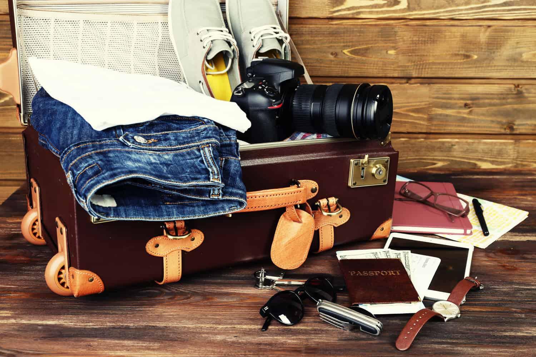 Koffer sind ein ideales Geschenk