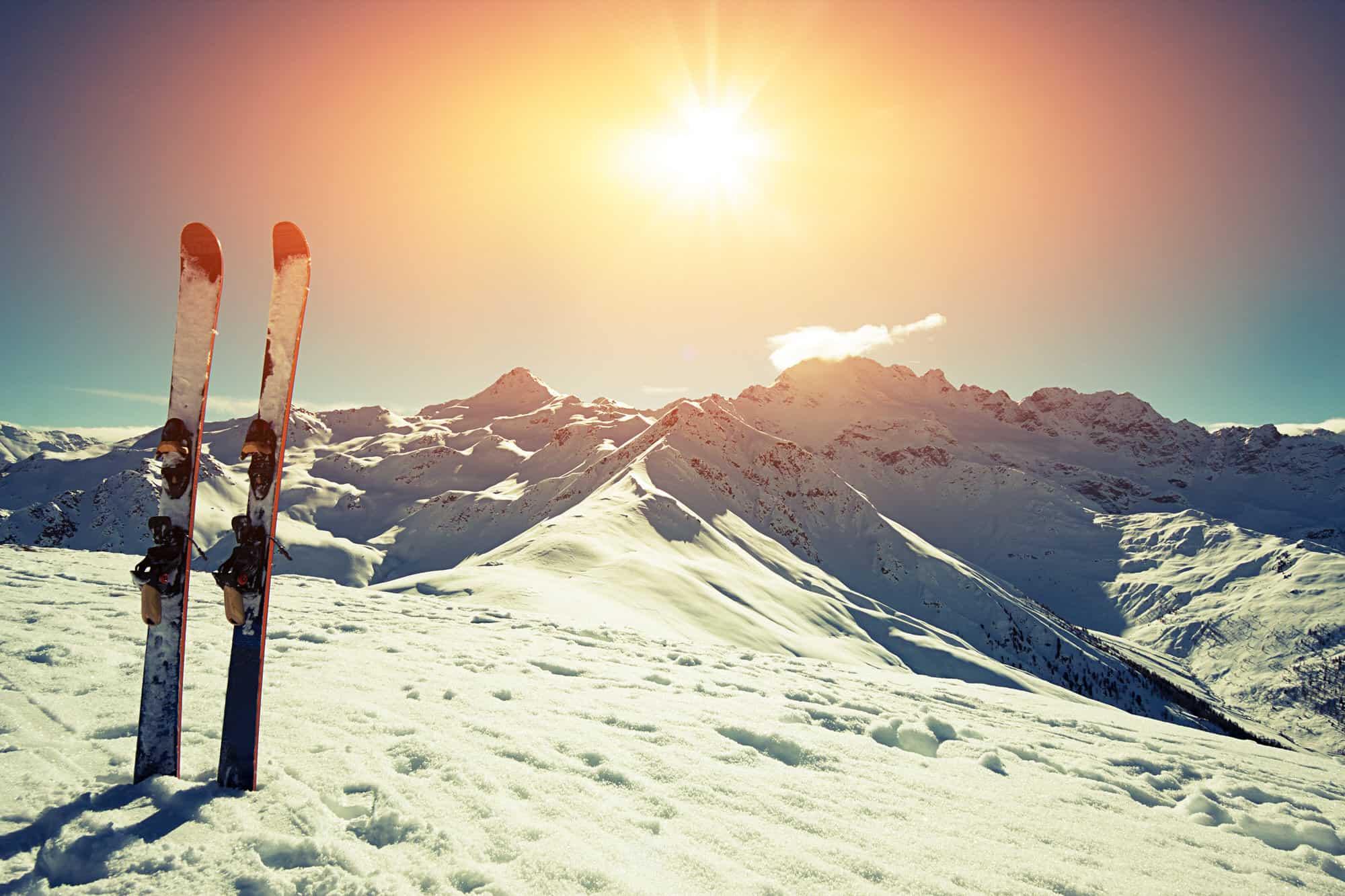 Ferienwohnung für die Skiferien finden