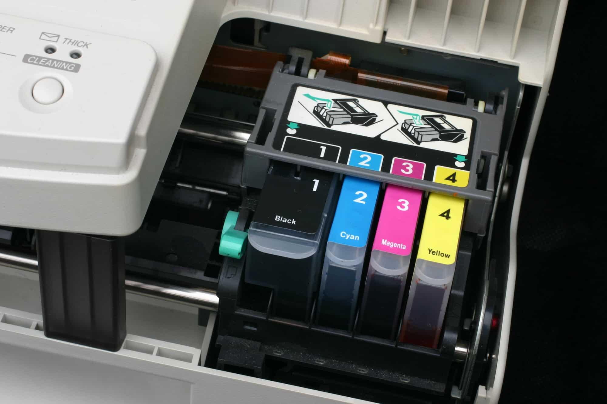 Das Sparpotenzial der Druckerpatrone