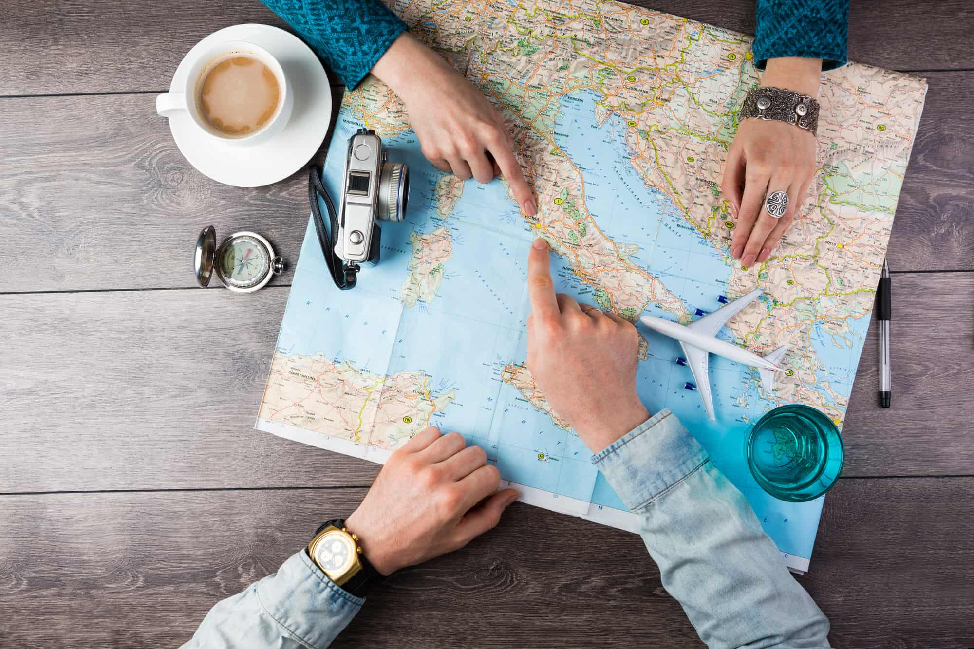 Online Reisen buchen