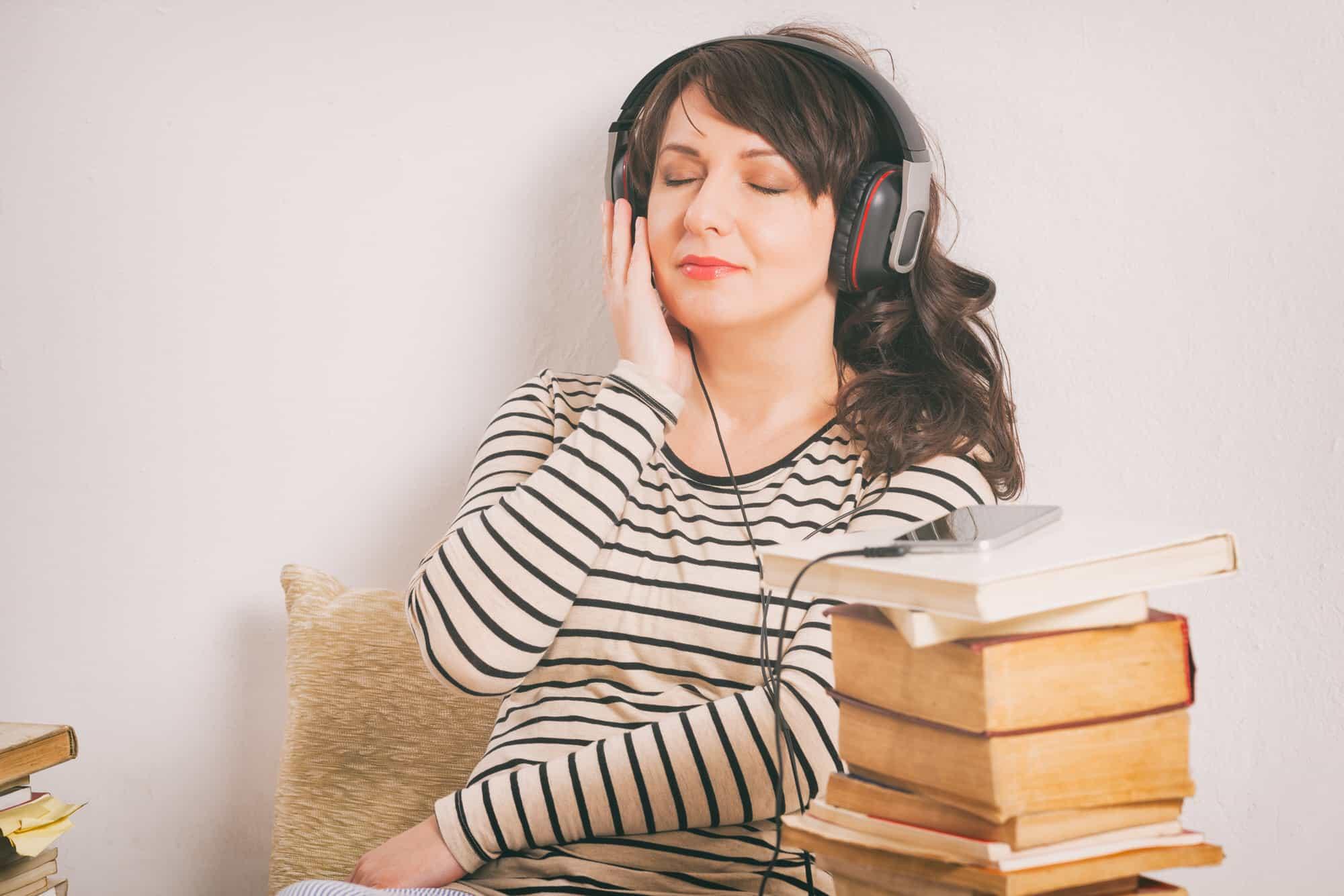 Hörbücher - ein gemütlicher Zeitvertreib für die ganze Familie