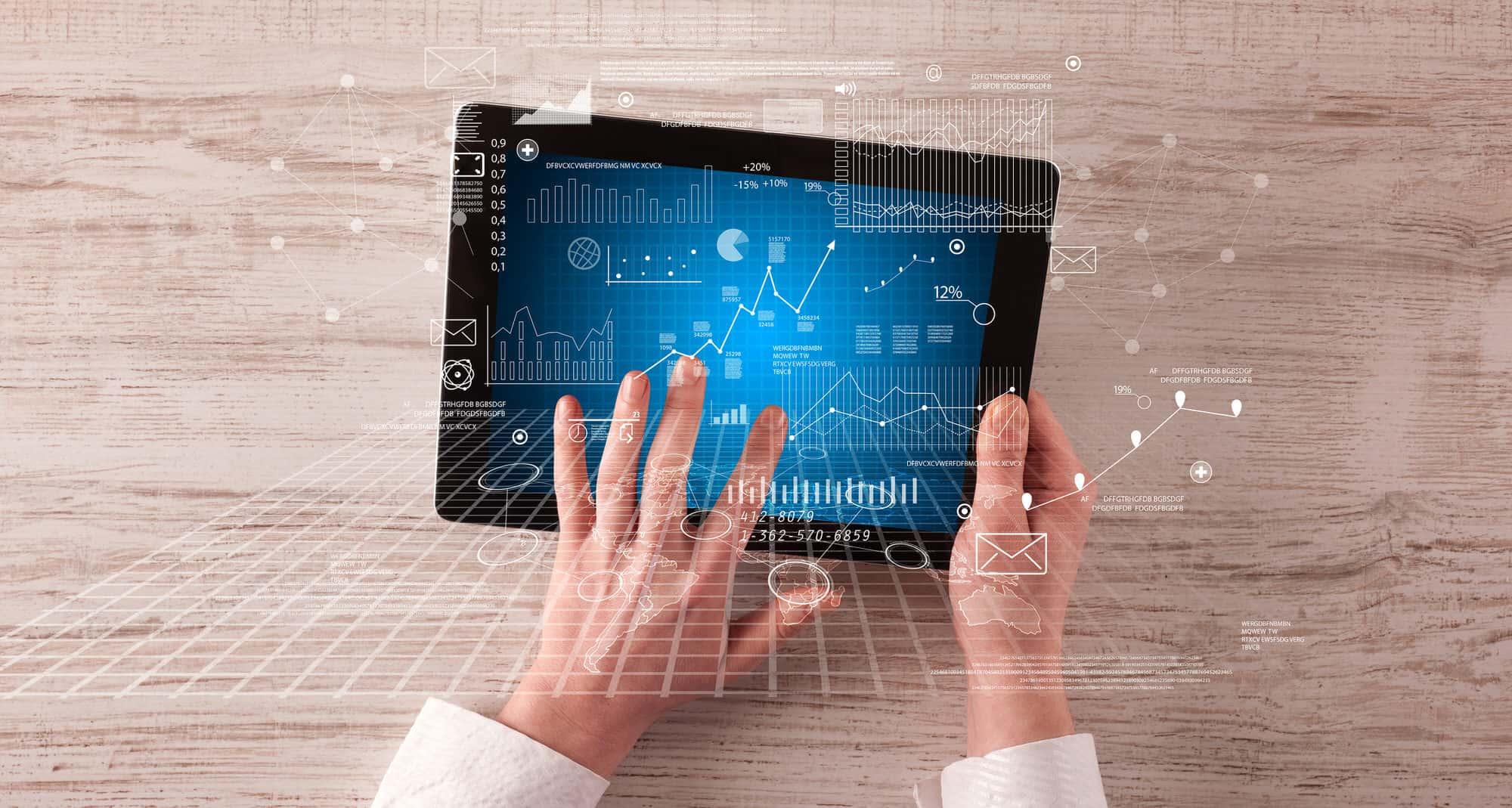 Apple iPad als Displaysystem