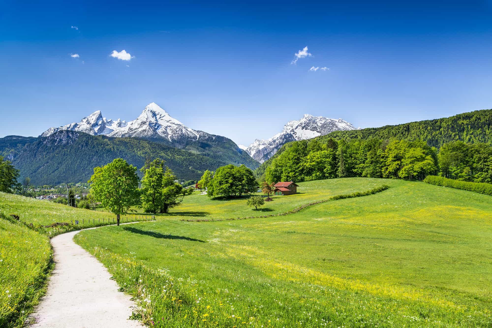 Kurzreisen Bayern
