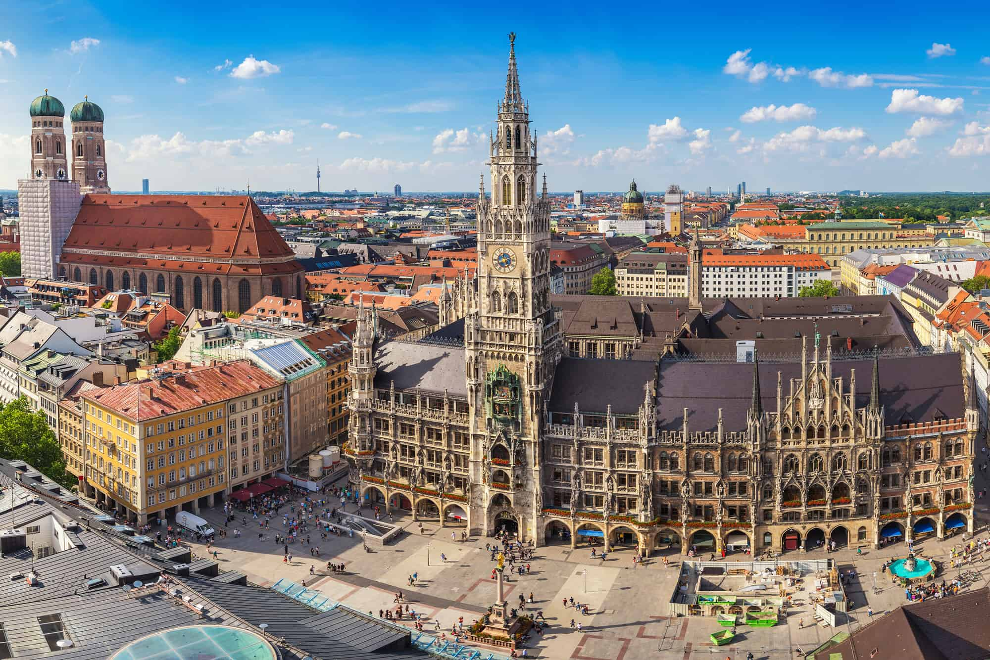 Kurzreise nach München