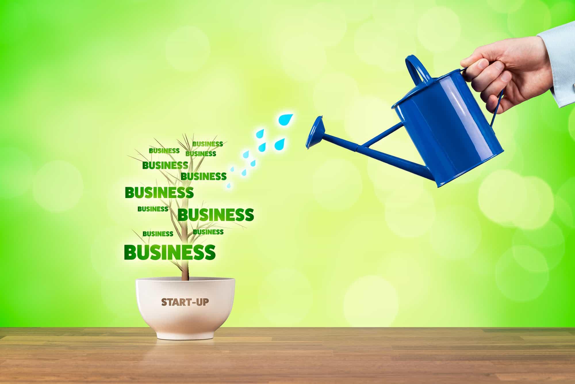 Outsourcing für Start-ups